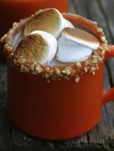 ex hot chocolate
