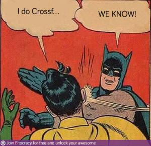 ex batman crossfit