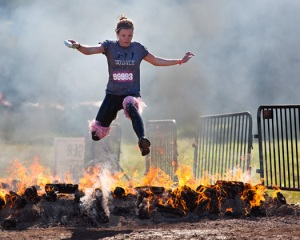 ex warrior dash fire