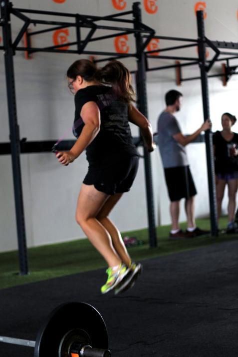 Cheryl jump3