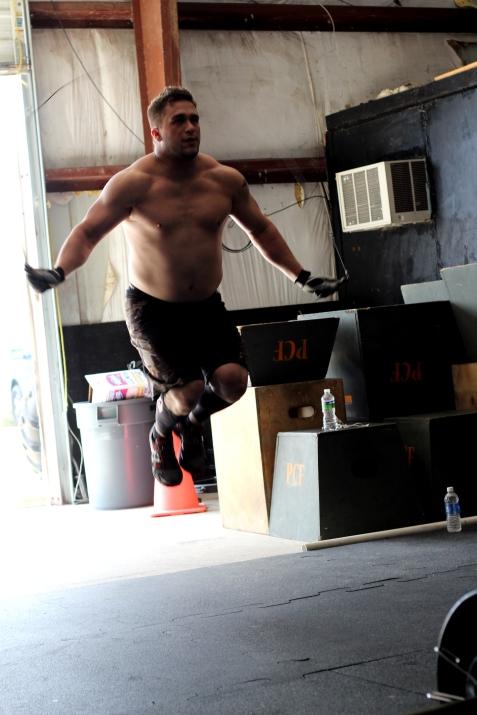 Keegan jump1