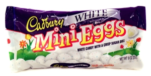 ex mini egg white chocolate